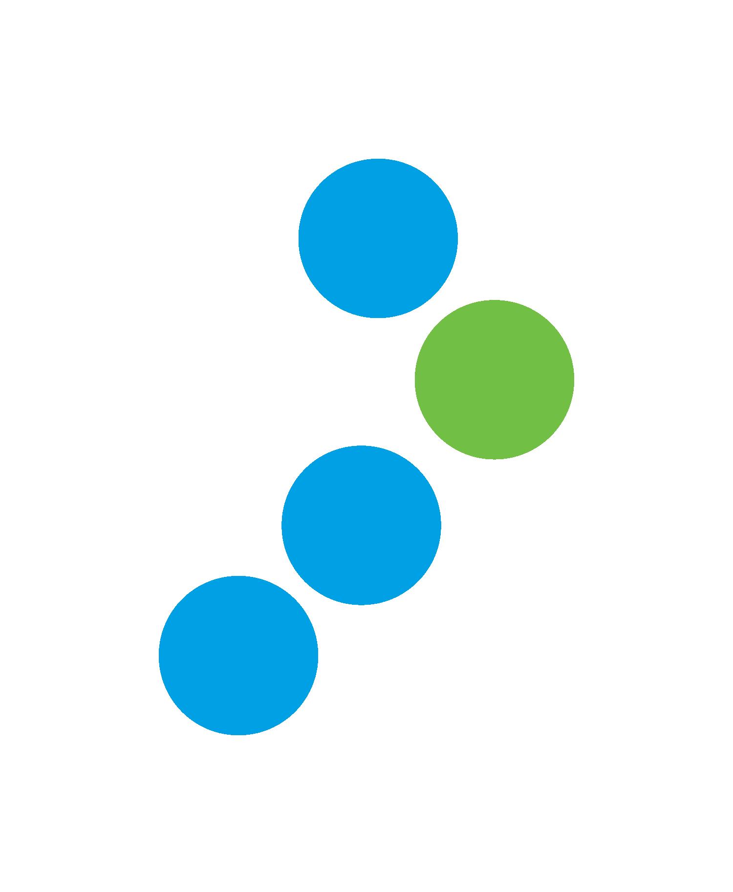 Linkup Logo - Dots